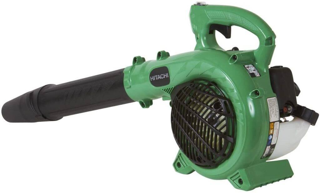 hitachi best gas leaf blowers