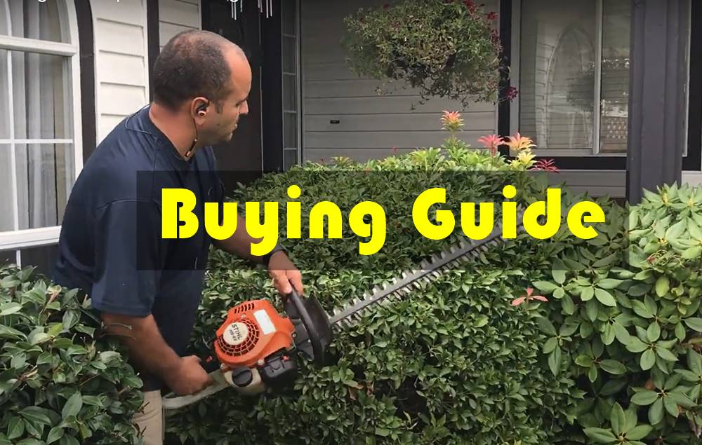 Gas Hedge Trimmers buying guide