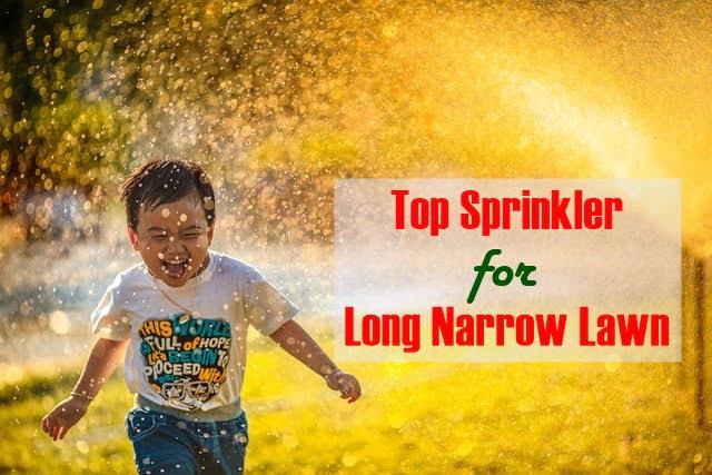 Sprinkler for Long Narrow Lawn review