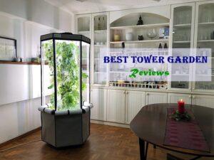 best vertical garden tower for indoor