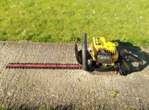 uses of Hedge Trimmers
