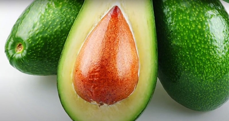 Avocados indoor